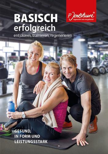 Basisch erfolgreich - Broschüre P. Jentschura