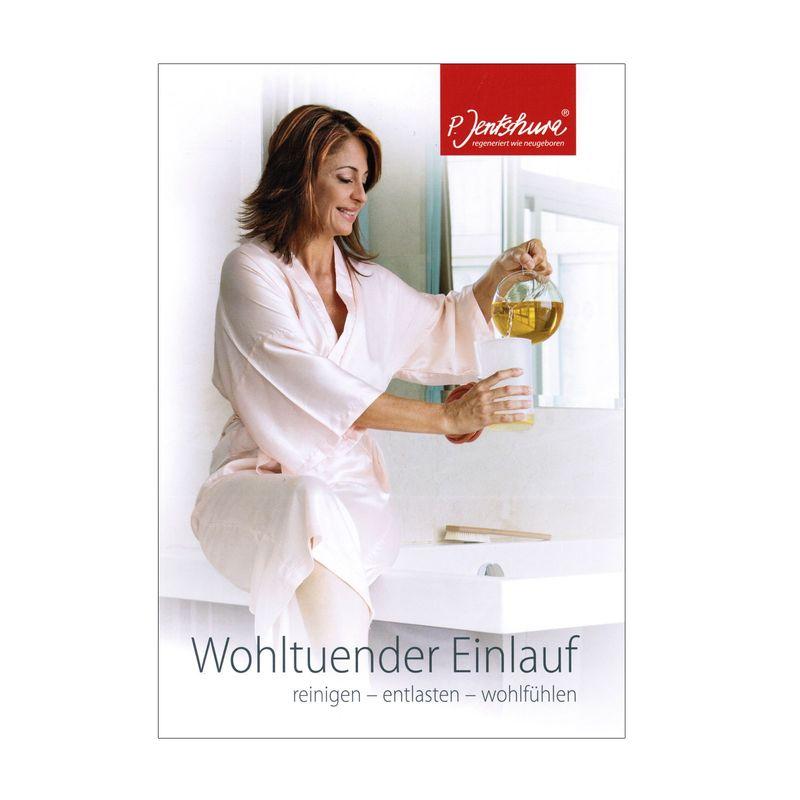 Wohltuender Einlauf - Flyer P. Jentschura