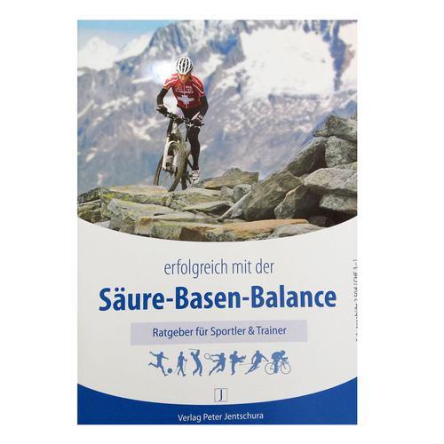 Sport - aber richtig! Der Säure-Basen-Ratgeber - Broschüre Jentschura 001
