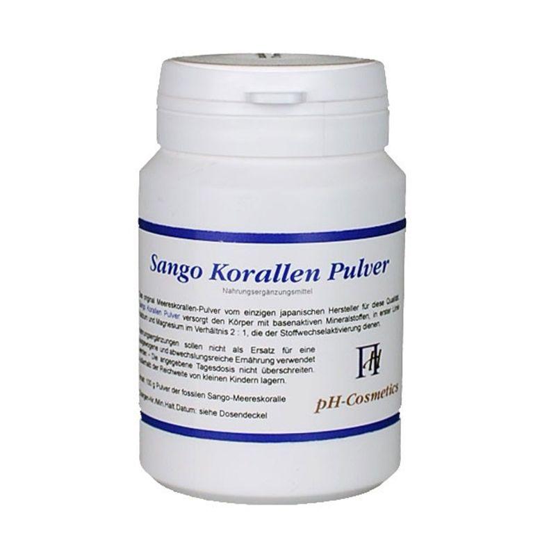 Sango Korallen Pulver 100 g Pulver