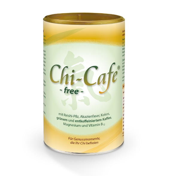 Dr. Jacob's Chi-Cafe - free - 250 g - Genießen wann immer Sie mögen!