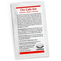 Dr. Jacob's Chi-Cafe bio 6 g Einzelportion
