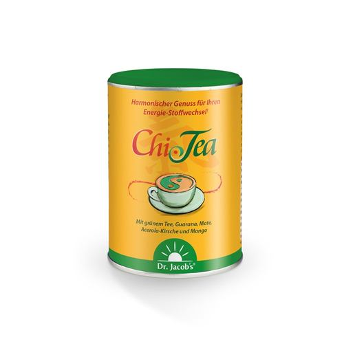 Dr. Jacob's Chi-Tea 180 g 001