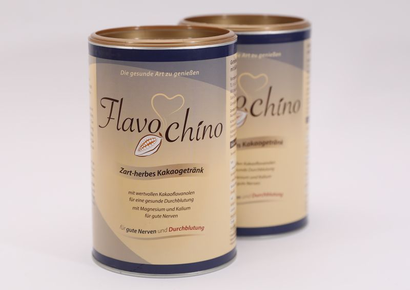 Dr. Jacob's Flavochino 450g 2er Set (2 x 450 g)
