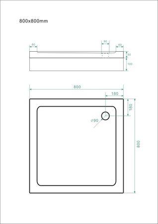 Duschtasse 14 cm Sammelinserat – Bild 5