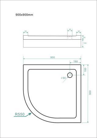 Duschtasse 14 cm Sammelinserat – Bild 9