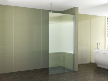 Stabilisatorstange Deckenmontage für Walk-In Duschen – Bild 1