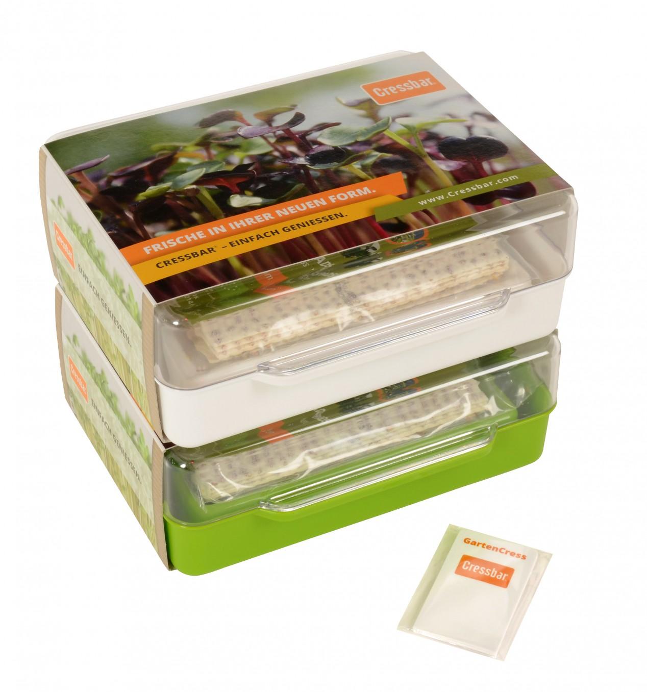 Cressbar®-Starter Kit Doppelpack