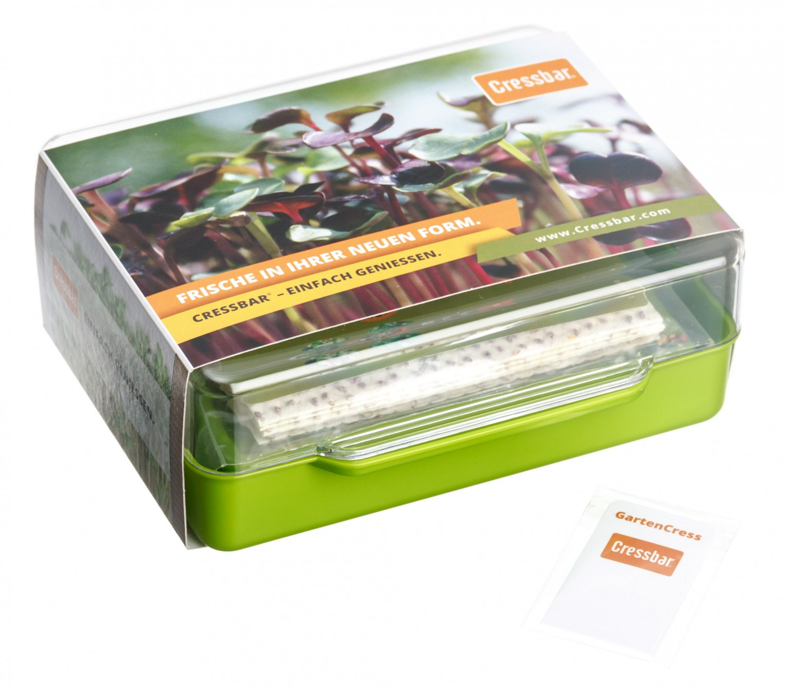 Cressbar®-Starter Kit Doppelpack Bild 3