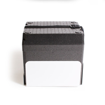31L Thermobox im Tray - inkl. Box u. Gurt mit Zahlenschloss