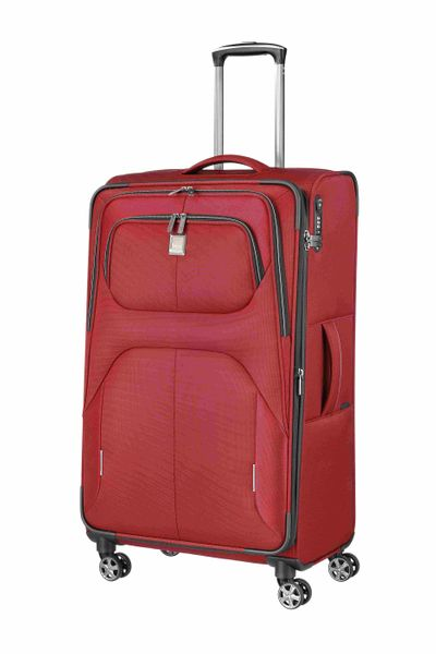 NONSTOP 4w Trolley L exp., red