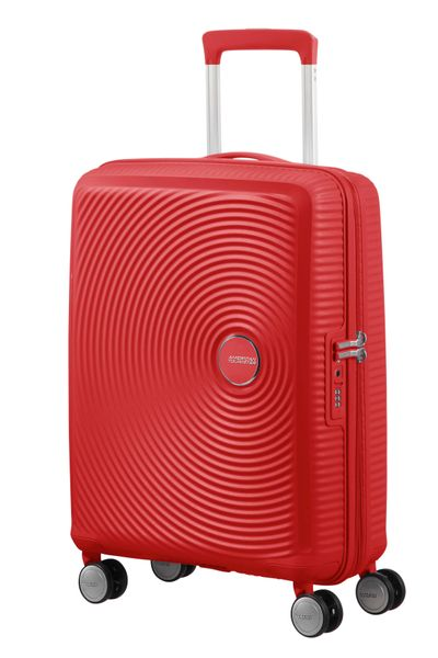 SOUNDBOX SPINNER 55/20 TSA EXP CORAL RED