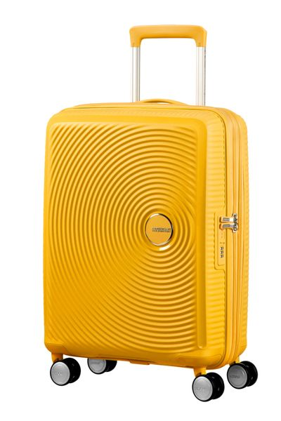 SOUNDBOX SPINNER 55/20 TSA EXP GOLDEN YELLOW