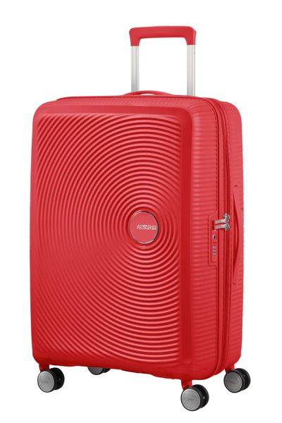 SOUNDBOX SPINNER 67/24 TSA EXP CORAL RED