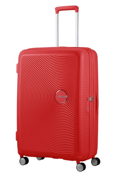 SOUNDBOX SPINNER 77/28 TSA EXP CORAL RED