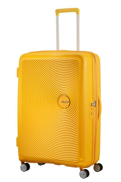 SOUNDBOX SPINNER 77/28 TSA EXP GOLDEN YELLOW