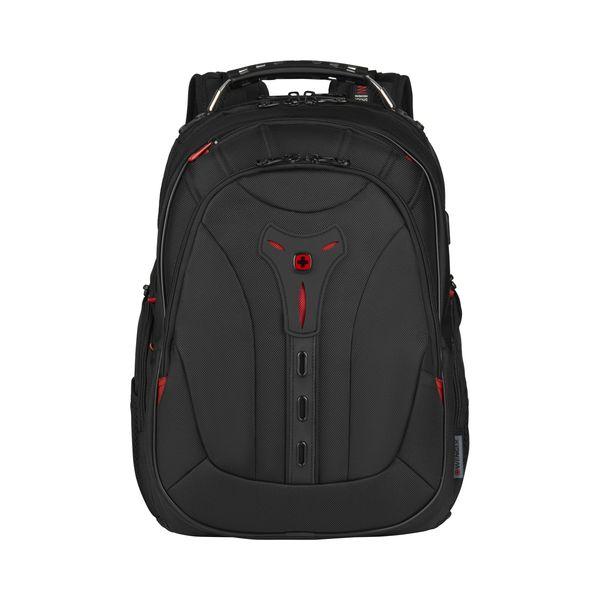 Pegasus Deluxe, Ballistic 16 Zoll Laptop Backpack, Schwarz