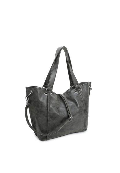 02 Shopper Vintag Black Idol