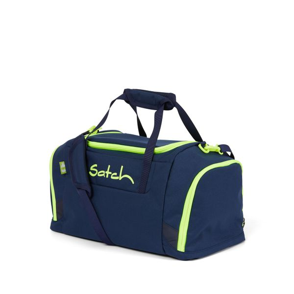 Duffle Bag Toxic Yellow