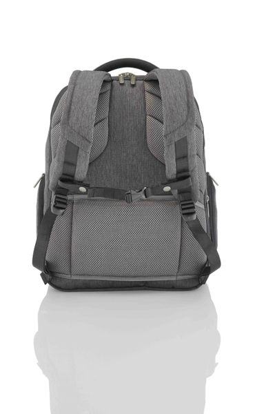 Power Pack Backpack exp. Mixed Grey