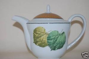 Teekanne 1,1L  Domain Saison Hutschenreuther