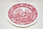 Kuchenteller 19,5cm Tower Pink Spode Copeland