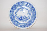 Brotteller 13,7cm Chatsworth blue blau Spode