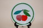 Kuchenteller 20cm Früchte Obst Kirsche Villeroy & Boch