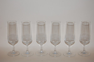 6 Sektgläser Sektglas -Set 4,5/17,5cm Tiber Glas Zwiesel NEU Angebot!