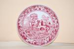 Konfektteller 10 cm Tower Pink Spode Copeland