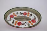 Auflaufform Schale oval 27,5cm Tirol Majolika Keramik Schramberg SMF