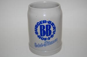 Bierkrug  Bierseidel Krug beer mug Bürger Bräu Hof Shitz