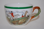 Kaffeetasse The Hunt Nr. 6  The first over  Spode