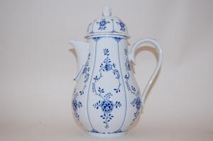 Kaffeekanne 1,3 LSalzburg Musselmat blau Tirschenreuth