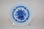 Müslischale 13,4cm Dresden cobalt Blume Schumann Arzberg