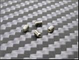 PN / MR02 & MR03 / PN Racing Mini-Z M2x2.5mm Stainless Steel Set Screw (4pcs)