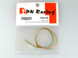 PN Racing Mini-Z Servo Wire (Orange/White/Green @1ft) / zum direkt anlöten / für Lenkpoti etc.