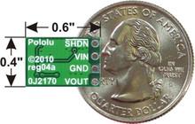 CF/ Step-Down Spannungsregler / IN bis 28 V / Mini DC-DC Schaltregler MP1584EN, In 28V, 3A max. 002