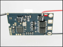 500803A / PN Racing / V2 RC Printed Circuit Board Assembly (MR03 Setting) / Compatible with Spektrum® DSM2 ® / Racing MOSFET 2x2 Pre-Installed, capable of running up to 32T brushed motor / NUR für AAA