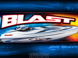TRAXXAS / BLAST / High-Performance Electric Race Boat / TQ™ 2.4GHz radio system