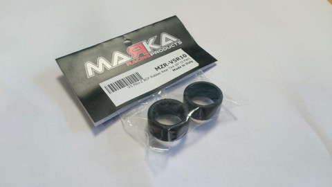 MZR-V5R10 / Marka / V5 / REAR / Mini-Z RCP Rubber Rear Tire 10° (1 Pair) / Product made of 100% rubber, no silicone