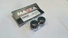 MZR-V5R10 / Marka / V5 / REAR / Mini-Z RCP Rubber Rear Tire 10° (1 Pair) / Product made of 100% rubber, no silicone 001