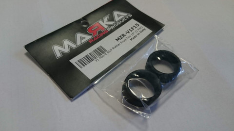 Marka / V1 / FRONT / Mini-Z RCP Rubber Front Tire 15° (1 Pair) / Product made of 100% rubber, no silicone