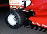 3d Druck / 3mm Adpaterringe (2ST) um die BRS020 / S / 1/24, Reifen Ø29x15mm am Formel zu verkleben / mit kleiner PHASE an einer Seite