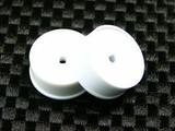 ATM / AWD Mini-Z / AWD Disk Rim W (3*)-White / 1Paar! / ABS Kunststoff