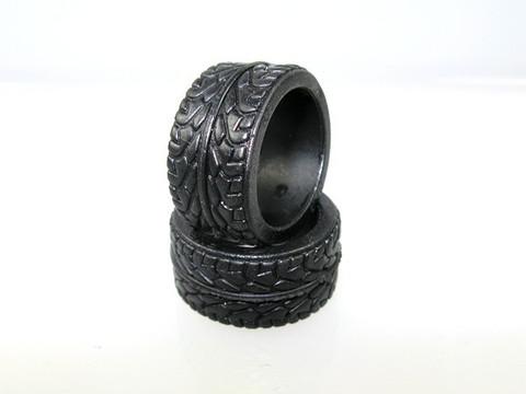PN / RR / SUPERSOFT / KS Compound RCP Radial Rear Tire / Rubber/PU / Hinterradreifen / 2 Stück