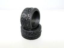 PN / RR / SUPERSOFT / KS Compound RCP Radial Rear Tire / Rubber/PU / Hinterradreifen / 2 Stück 001