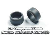 CR Combound 23mm  Narrow Slick Extra Soft