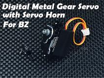 ATOMIC / BZ Digital Metal Gear Servo with Servo Horn 001
