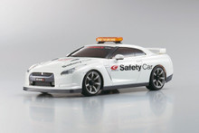 AUTOSCALE MINI-Z MA010 / AWD NISSAN GT-R SAFETY CAR 94mm  001